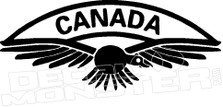 Royal Canadian Air Force Canada Army Military Decal Sticker
