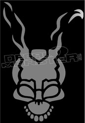 Donnie Darko Frank Decal Sticker