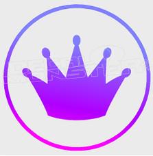 JDM Crown 1  Decal Sticker