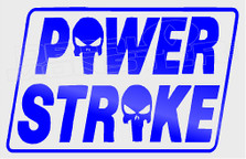 Powerstroke Punisher 1 Decal Sticker