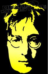 John Lennon 1 Music Decal Sticker