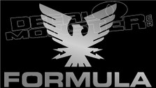 Formula Falcon Boat Decal Sticker