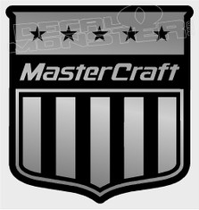 Mastercraft Boat Emblem 1 Boat Decal Sticker