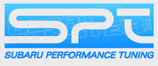 SPT Subaru Performance Tuning JDM Decal Sticker