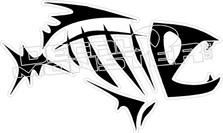 Tribal Skeleton Fish2