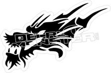 Dragon Head Decal Sticker
