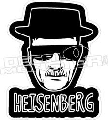 Heisenberg Decal Sticker