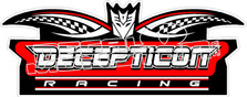 Decepticon Racing Decal Sticker
