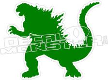 Godzilla 2 Decal Sticker