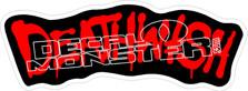 Deathwish Decal Sticker