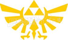 Legend of Zelda Decal Sticker