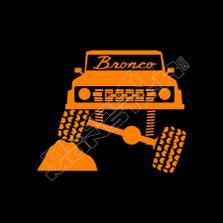 Ford Bronco Vintage