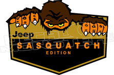 Jeep Sasquatch Edition