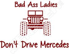 Bad Ass Drive Mercedes
