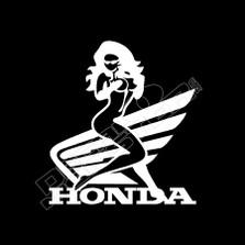 Honda Girl 61