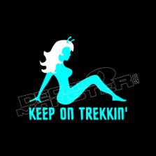 Keep On Trekkin