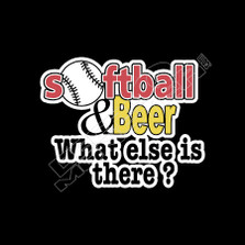 Softball and Beer
