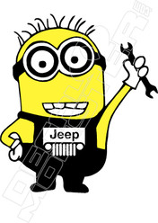 Minion Jeep