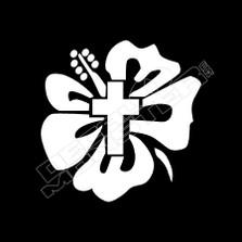 Hibiscus Cross 61