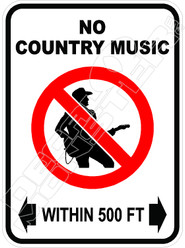 No Country Music