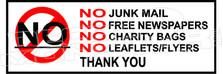 No Junk Mail 4