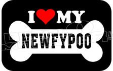 I love my Newfypoo