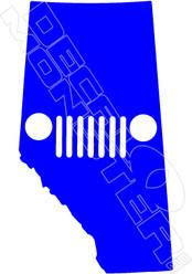Alberta Jeep Province