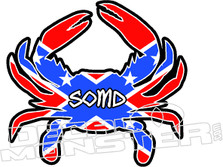 Confederate SOMD Crab