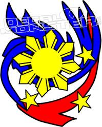 Philippines Swirl