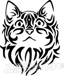 Tribal Native Cat