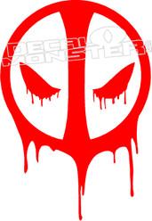 Deadpool 3 Decal Sticker