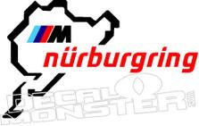 Nurburgring Performance 2 Decal Sticker