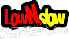 LowNSlow JDM Decal Sticker