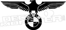 BMW Eagle Decal Sticker