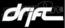 Drift 2 JDM Decal Sticker