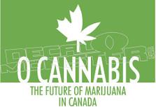 O Cannabis Weed Decal Sticker