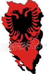 Poland Polish Eagle Decal Sticker