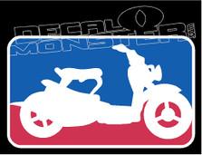 National Ruckus Association Decal Sticker