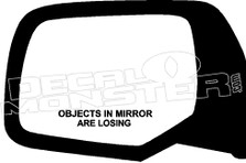 Objects In Mirror are Losing Decal Sticker