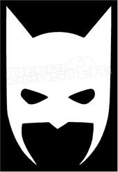 Batman Silhouette 1 Decal Sticker