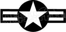 USA Army Star 2 Decal Sticker