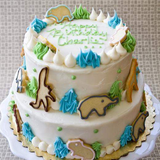 "Original ""Animal Cracker"" Cake"