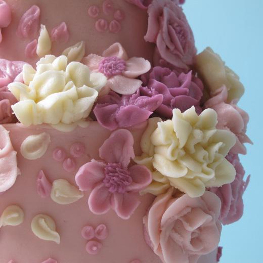 """Pink """"Flower Burst"""""""