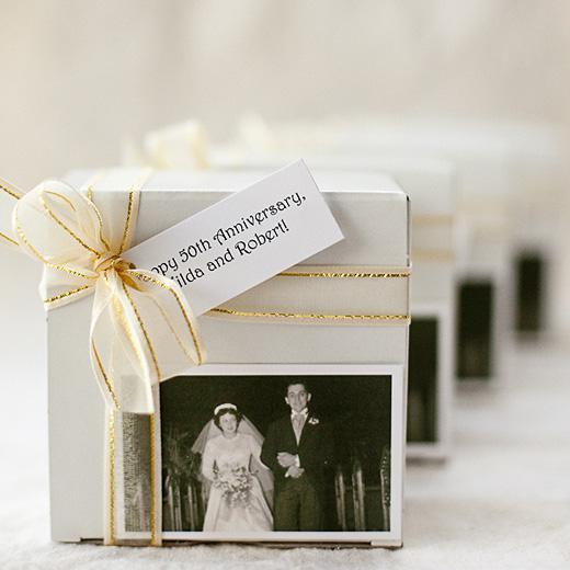Anniversary Photo Box