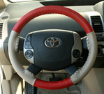 EuroTone Red-Sand Wheelskin on 2004-2009 Prius