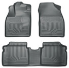 Husky Liner Prius Plug-in Front and 2nd Row Floorliner in Grey