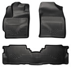 Husky Liners Weatherbeater Floor Liners for 2012-2014 Toyota Prius v
