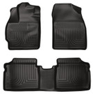 Husky Liners Weatherbeater Floor Liners for 2010-2014 Toyota Prius
