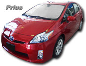 Sunshade HeatShield for 2010-2014 Toyota Prius - Front Side Windows