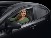 Weathertech Side Window Deflectors for 2012-2015 Toyota Prius v